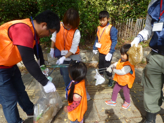 大阪ガス労働組合のボランティア活動