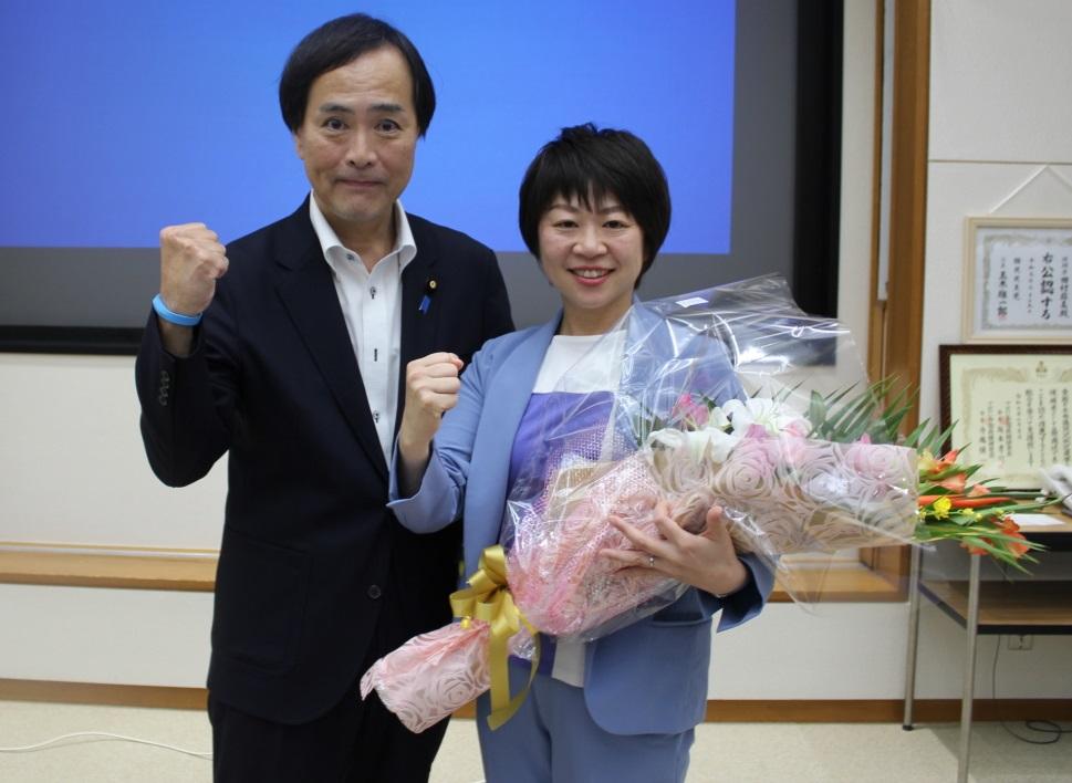 『かわい&田村』活動レポート<抜粋>